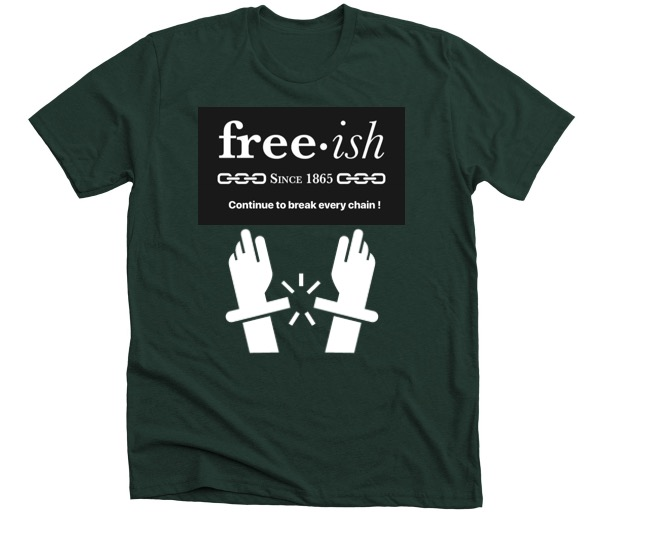Freeish T shirt