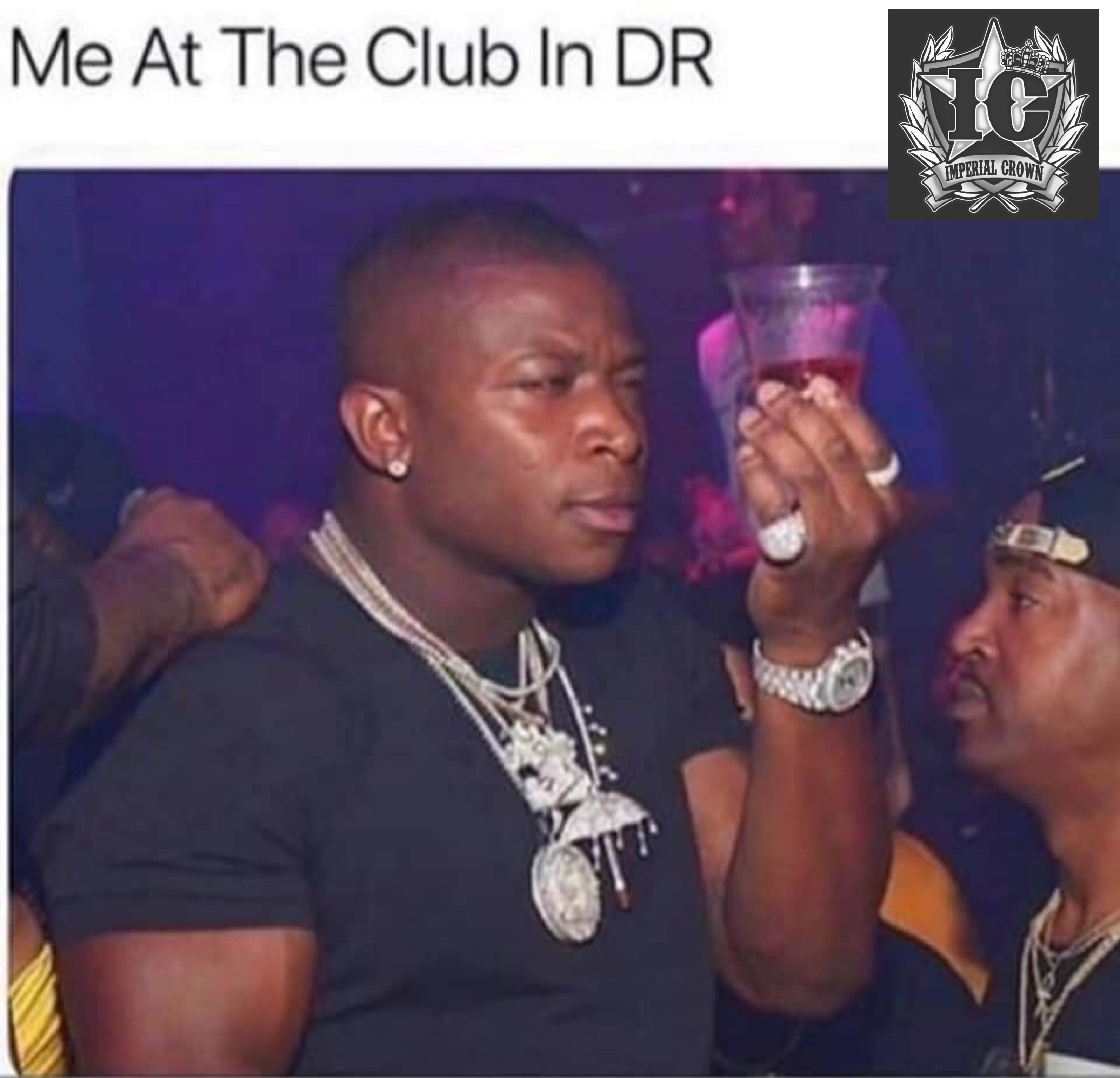 Me at the club in dr