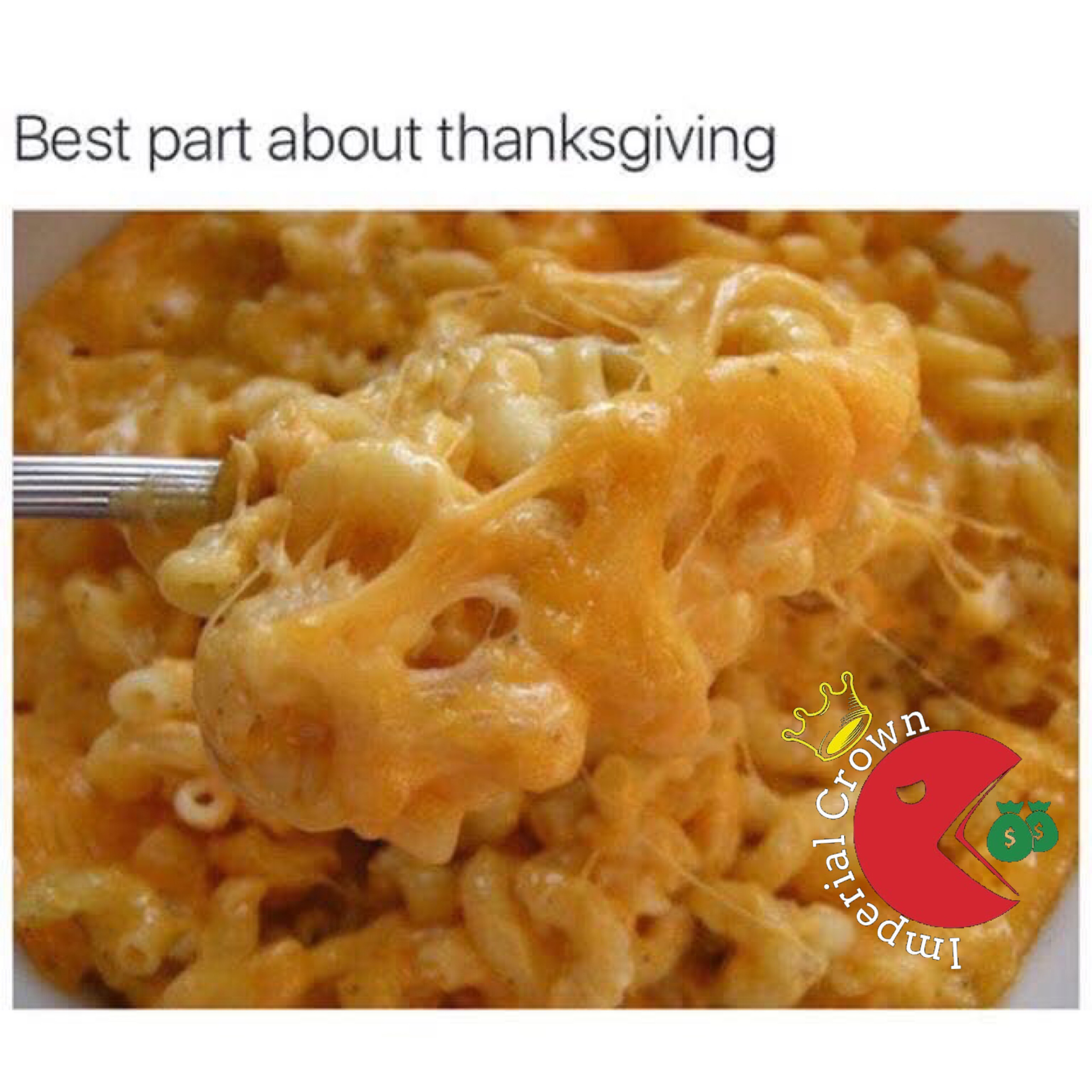 Best part about thanksgiving