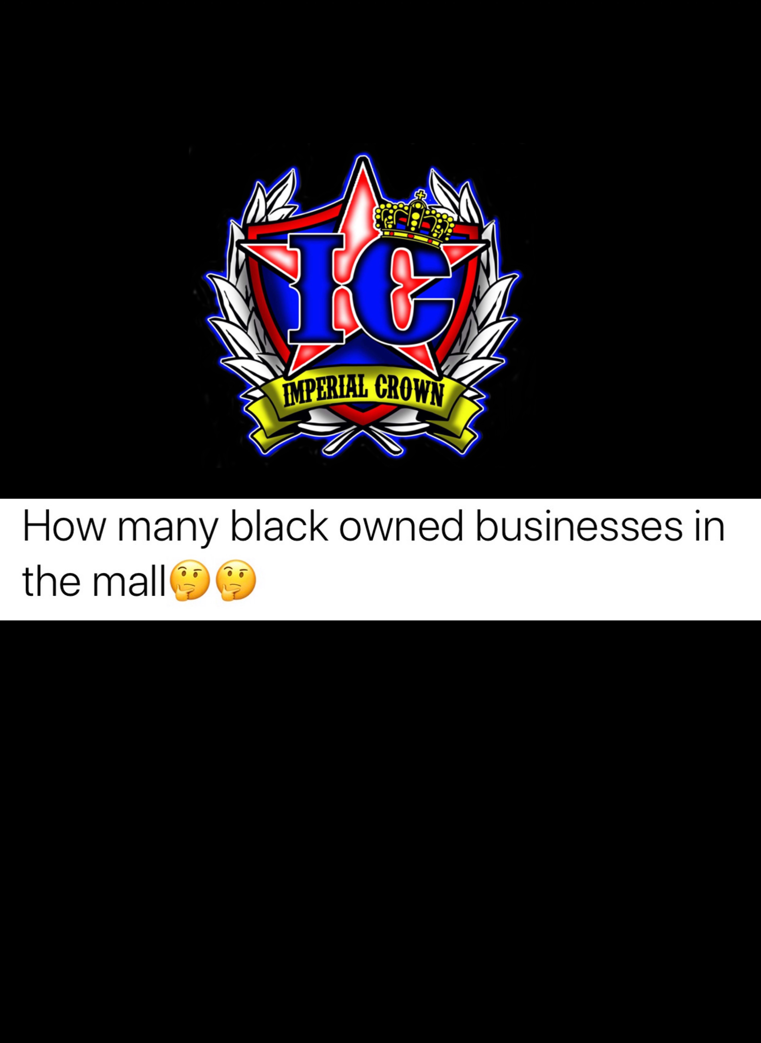 How many black owned businesses in the mall